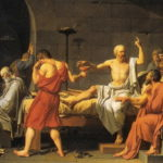 Hanging in Hell with Plato and Socrates