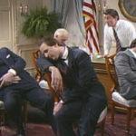 Phil Hartman as genius Reagan – the best SNL skit ever