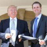 Eric Trump – My dad only sees green