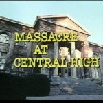 Massacre at Central High