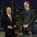 Desperate David Letterman