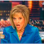Can someone give Nancy Grace a synonym for appalled?