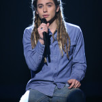 Jason Castro: I was thinking Bob Marley!!