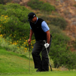 Newsflash: Tiger Woods human! Sort of