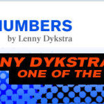 Lenny Dykstra is still a complete moron!