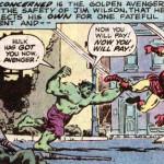 Hulk Smash Iron Man