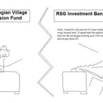 Subprime crisis explained with stick figures