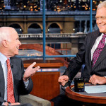 David Letterman makes John McCain miss prison camp