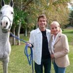 Barbara Walters interviews Patrick Swayze