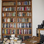 My Books: Have they found a home?