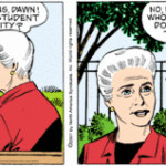 Mary Worth: Anybody?