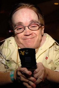 Eric the midget from